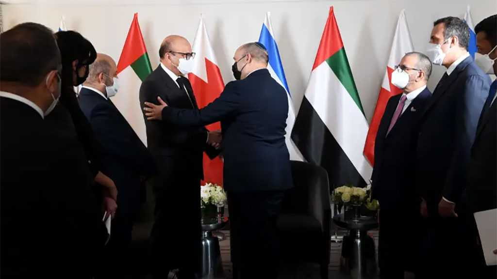 The 'Warm' Reception: Bahraini FM, Emirati Official Meet Zionist PM Ahead Of UN Speech