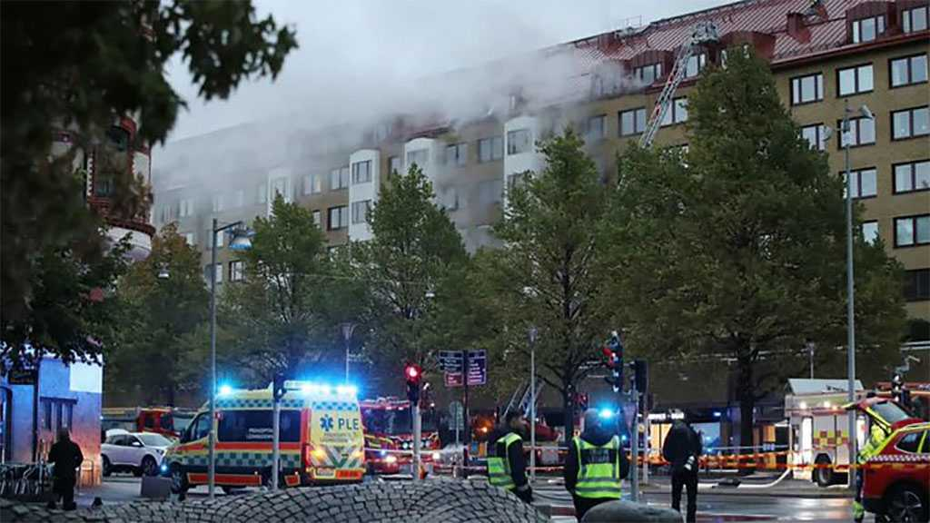 Explosion Rocks Residential Building in Gothenburg, at Least 25 Injured