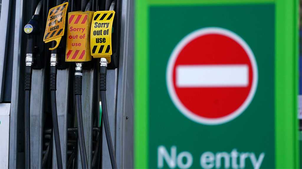 British Military 'On Standby' To Deploy Trucks, Drivers amid Fuel Supply Shortage Blamed On 'Panic Buying'