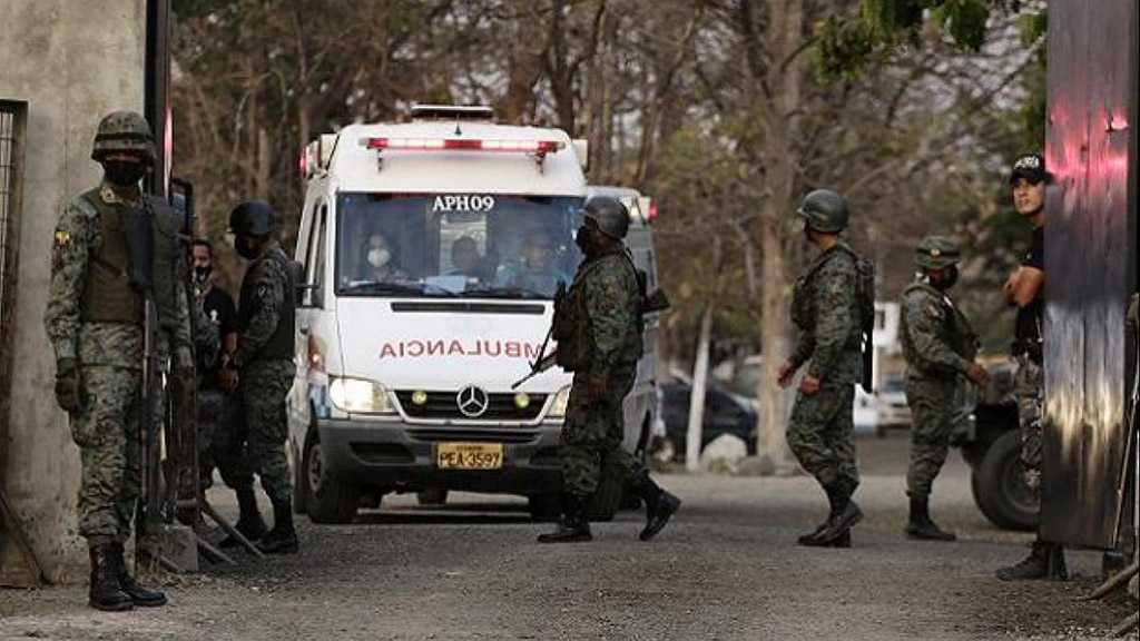 Death Toll in Ecuador Prison Riot Tops 100