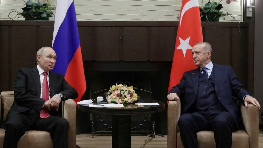 "Putin Praises Erdogan Talks as ""Useful"""