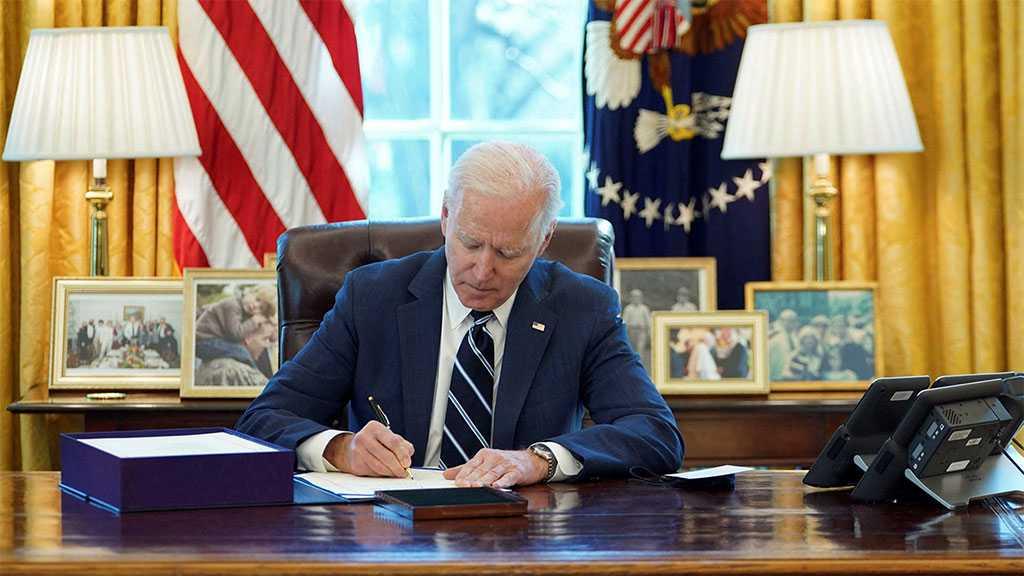 Biden Signs Continuing Resolution to Fund Gov't through December 3