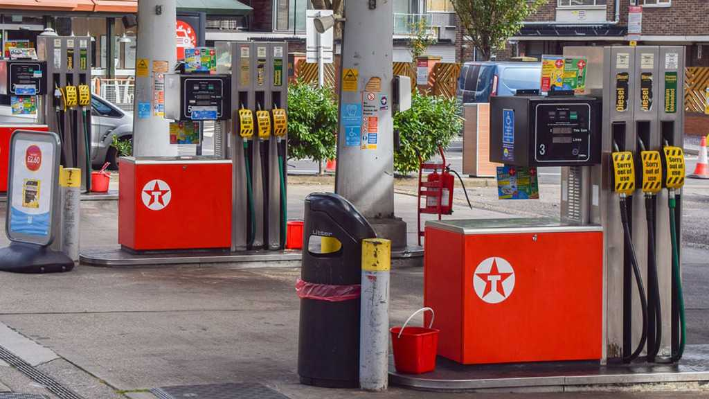 Petrol Retailers Association: 26% of UK Filling Stations Are Dry