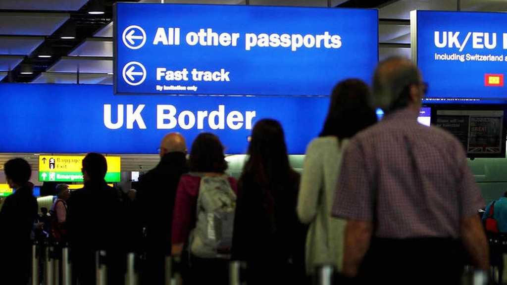 Europeans Will Need Passport to Enter UK as ID Cards No Longer Valid