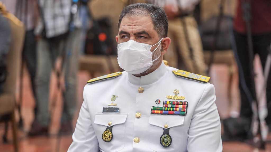 Iranian Navy Chief Warns of Crushing Response to Threats