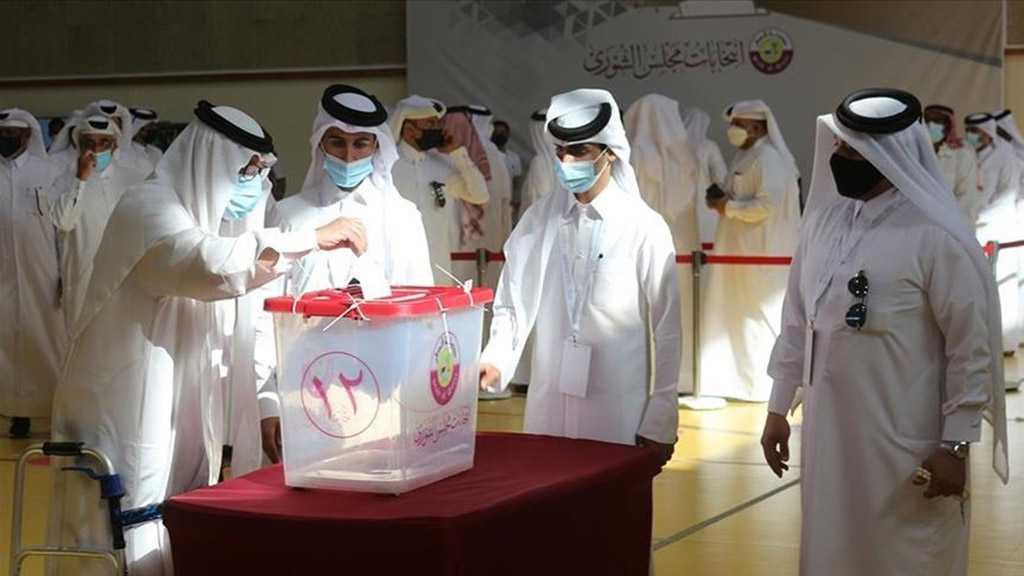 Qatar Holds 1st Legislative Elections