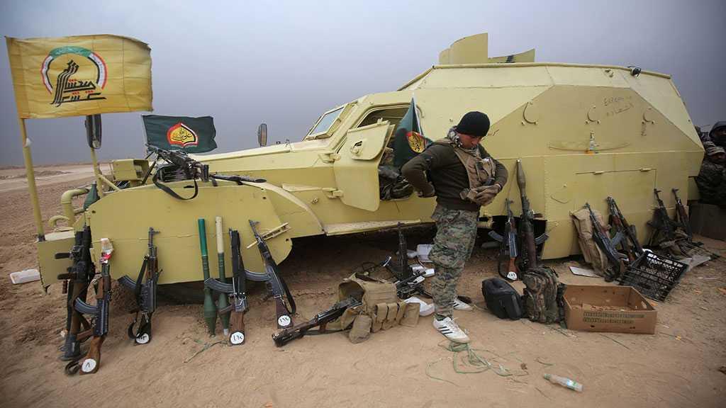 Iraqi PMU Forces Thwart Terrorist Attack on Saladin