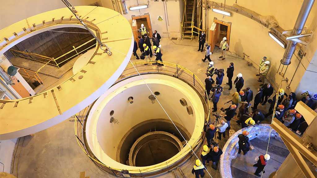 Iran to Work on Constructing IR-20 Arak Reactor