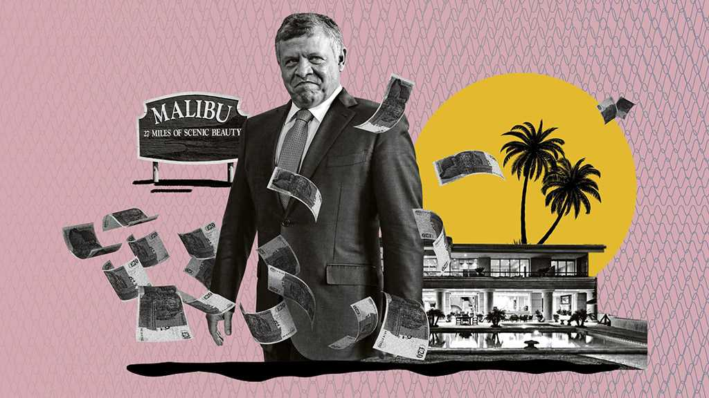 Jordan King Exposed Over Tax Havens and Luxury Homes
