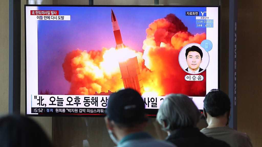 North, South Korea Talk on Hotline after Pyongyang's Missile Tests