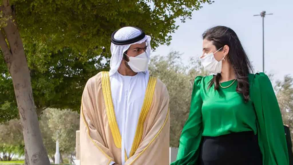 UAE Hosts 'Israeli' Minister In First Diplomatic Visit since Normalization