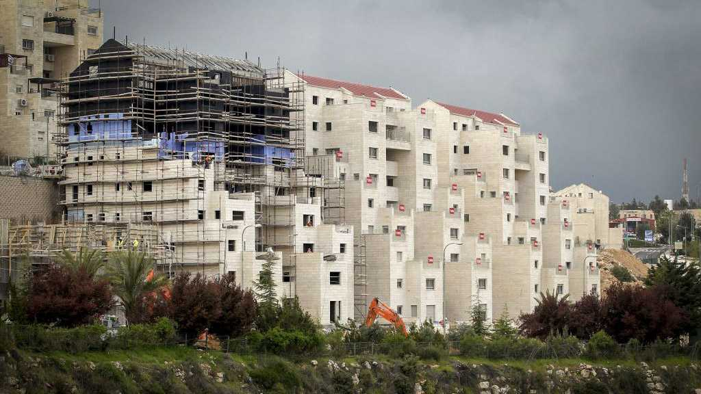 Report: «Israel» Plans to Build 10k New Settler Units in WB