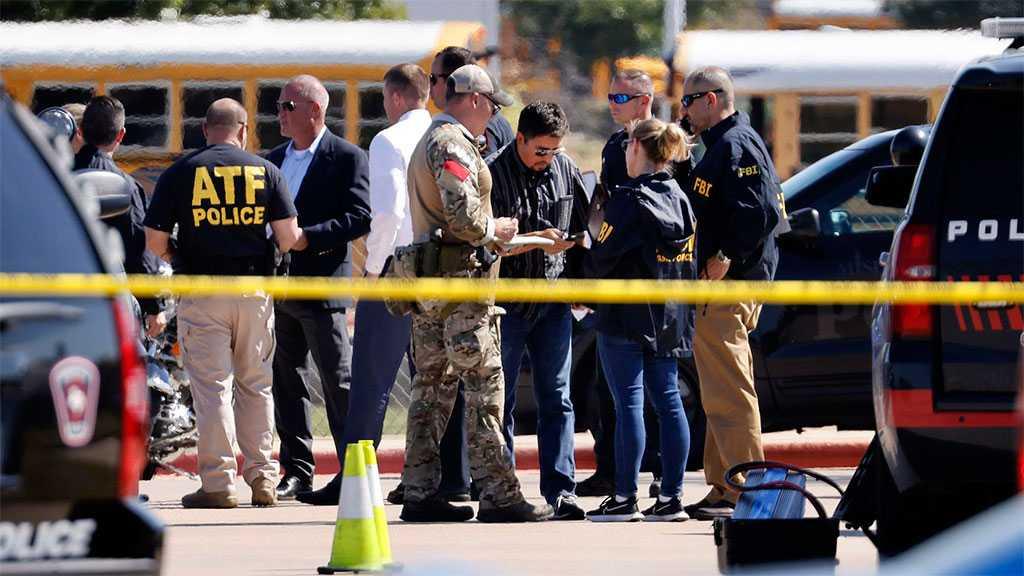 Texas School Shooting: Suspect in Custody, At Least 4 People Injured