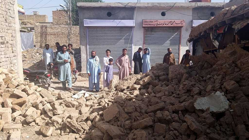 At Least 20 Dead as Houses Collapse in Pakistan Earthquake