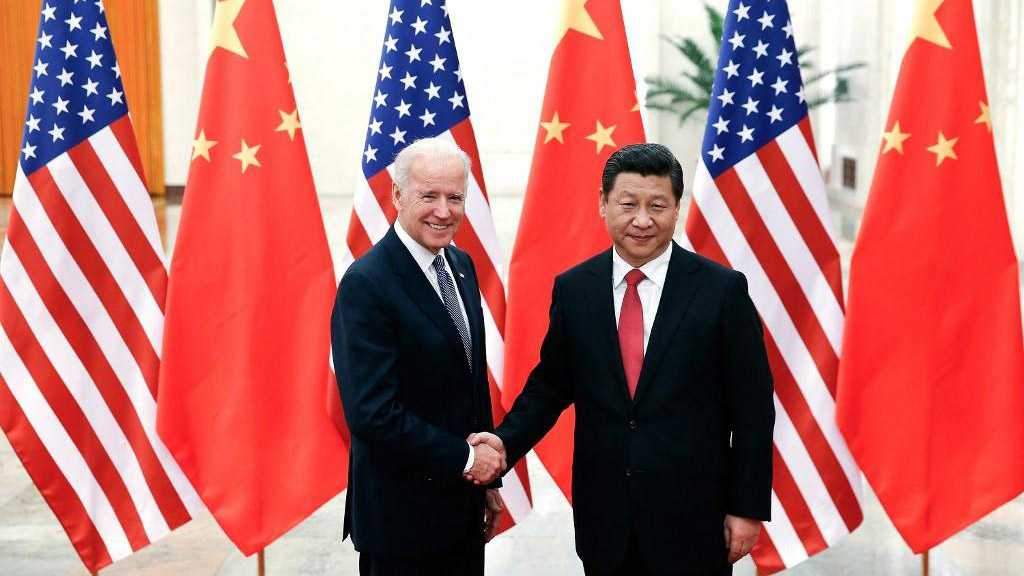 Report: US, China Agree to Hold Virtual Biden-Xi Meeting before End of 2021