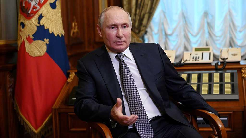 Putin: Europe to Blame for Gas Price Spike, Energy Crisis