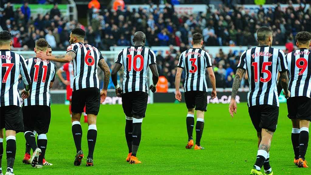 Saudi-backed Deal for Newcastle Football Club Is Close