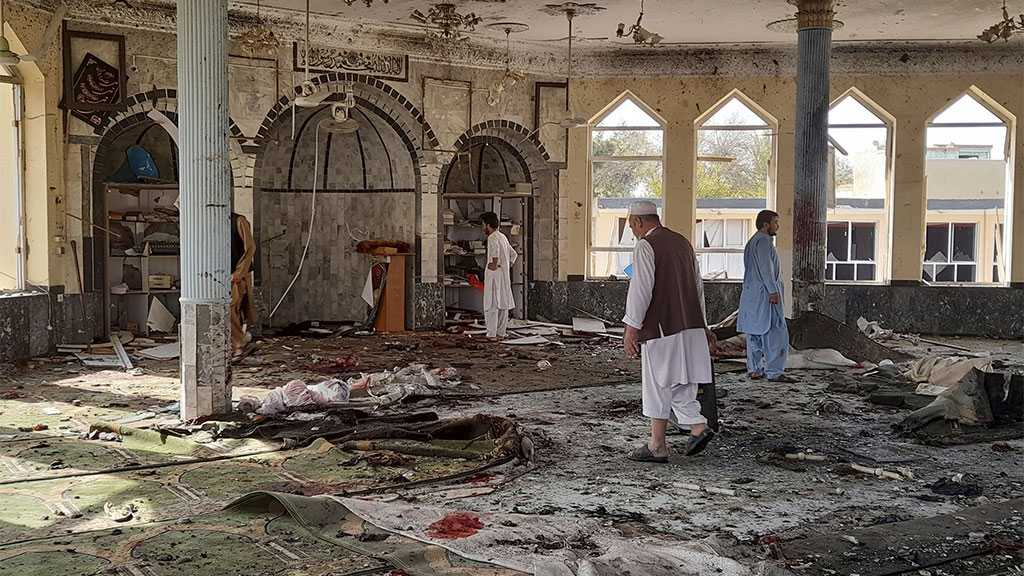 Kunduz Mosque Blast: Around 55 Martyred, Daesh Claims Responsibility