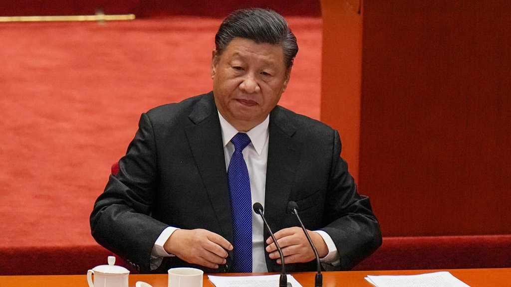 "China's Xi Jinping Vows ""Peaceful Reunification"" with Taiwan"