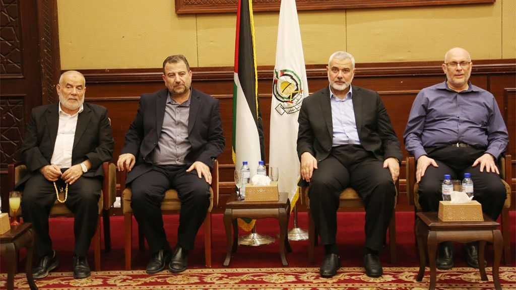 Hamas Holds 'Progressive' Talks in Egypt on Mutual Ceasefire with the 'Israeli' Side