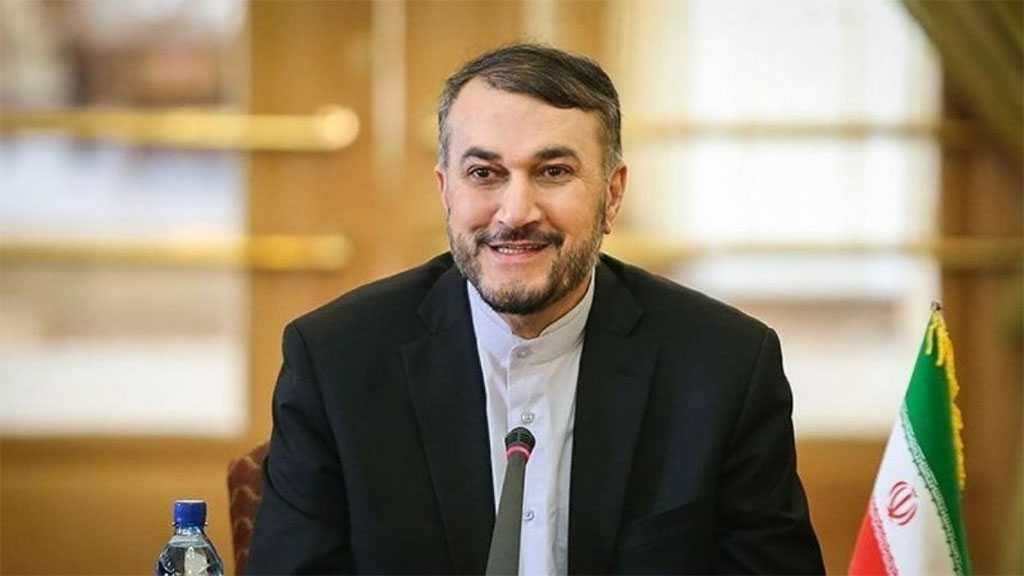 Amir Abdollahian: Iran To Continue Supporting Lebanon, Its Resistance