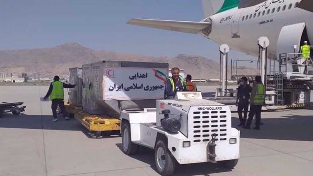 Iran Sending Shipment of Medical Aid to Victims of Afghan Mosque Terror Attack