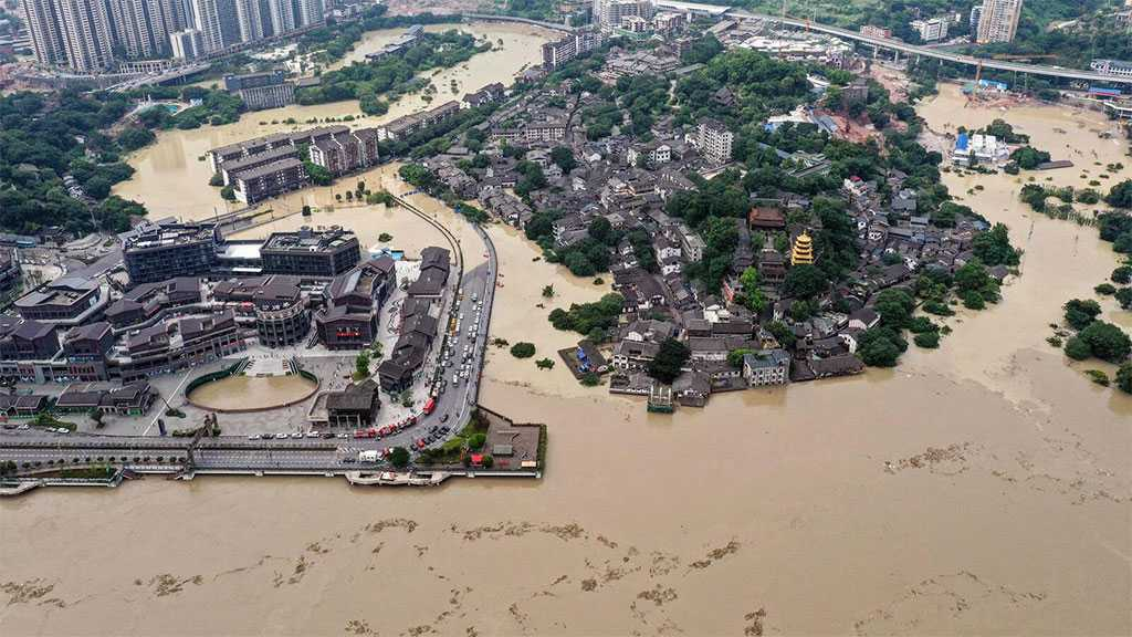 China's Shanxi Flooding: Several Killed, Nearly 2m Affected