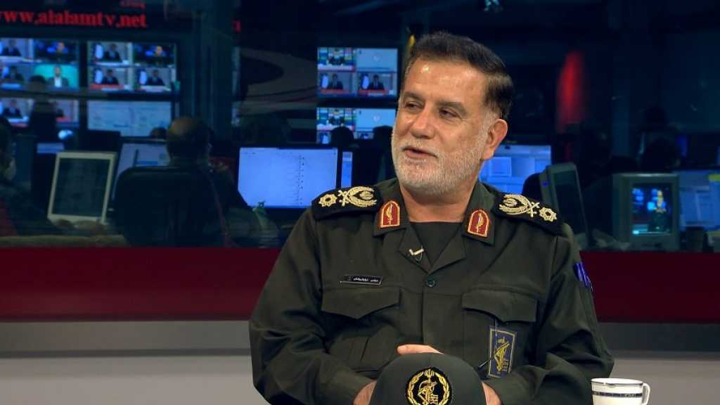 """IRG General: """"Israel"""" Attempts to Delay Its Downfall"""