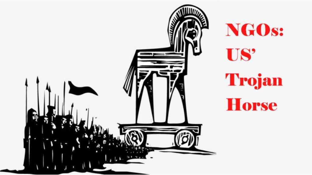 NGOs: US' Trojan Horse