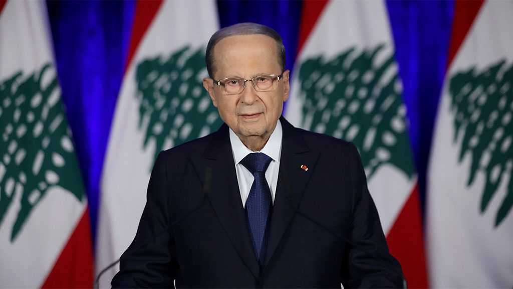 Lebanese President Aoun: It Is Not Acceptable For Arms to Return as Language of Communication