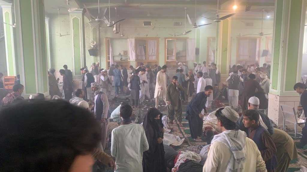 Terrorist Blast Targets Shia Mosque in Afghanistan's Kandahar: At Least 46 Martyred, Others Injured
