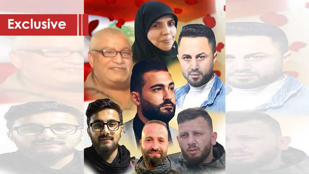 Martyrs of 'Lebanese Forces' Ambush Laid to Rest, It's Now the State's Responsibility to Punish the Killers