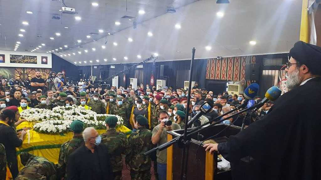 """Hezbollah: Security Forces Said """"All Is Ok"""", Cowards Wouldn't Have Dared to Attack Us Had They Expected a Response"""