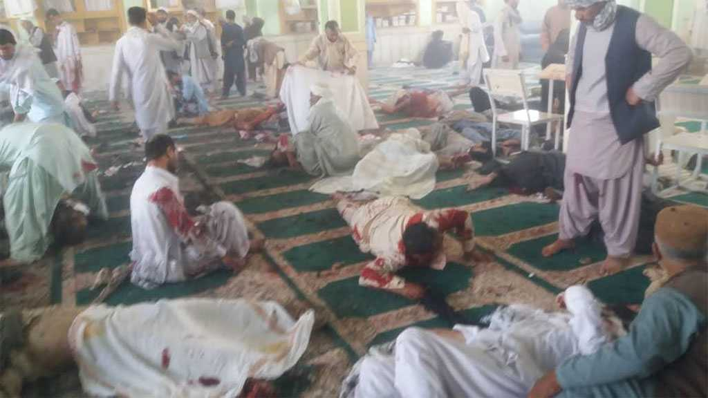 Kandahar Mosque Blast: Number of Martyrs Rises to 62, Daesh Claims Responsibility