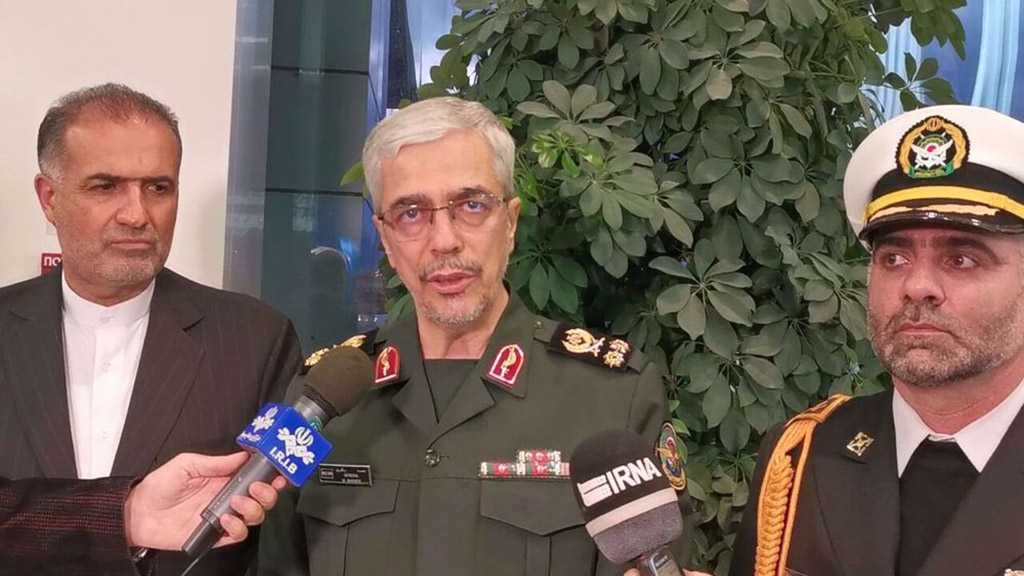 Top Cmdr. Says Iran Firm to Boost Military Cooperation with Russia
