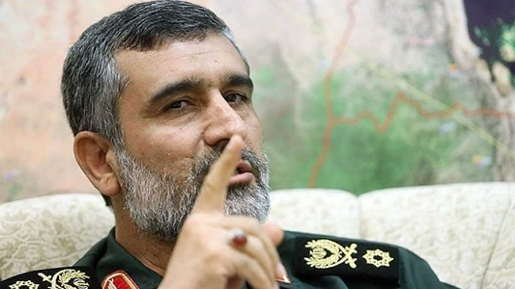 Enemies to Regret Any Adventurism against Iran: IRG Aerospace Commander