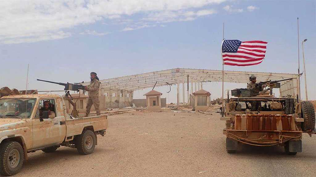 US Occupation Base In Syria Targeted By Drones, Rockets