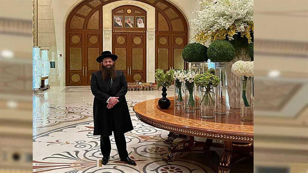 'Israeli' Rabbi Roams the Holy Land of the Two Sanctuaries!