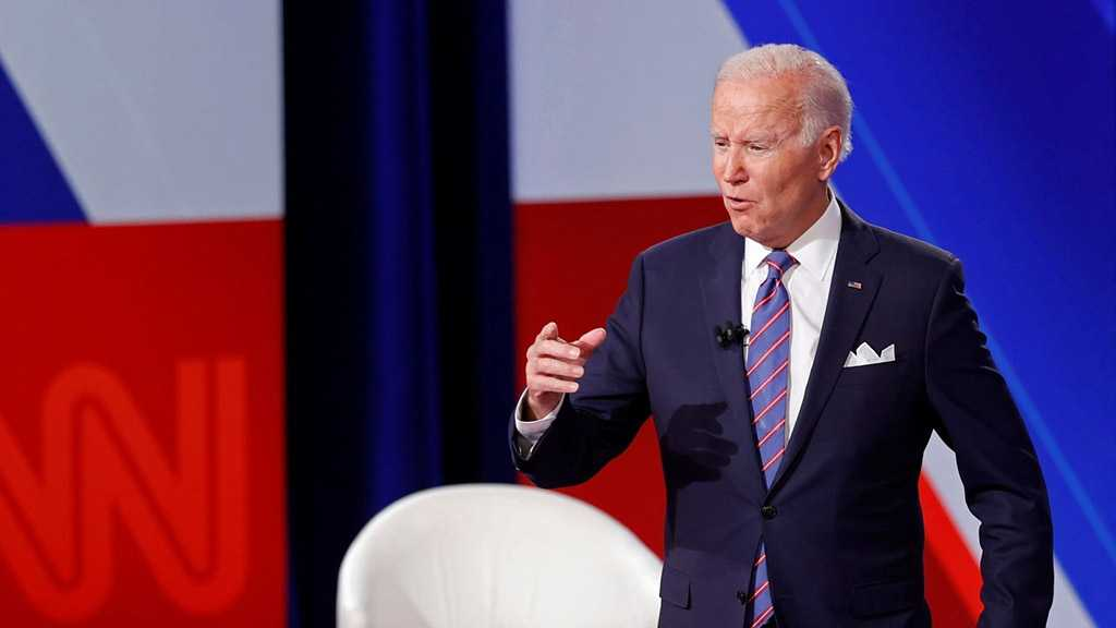"""Biden: US """"Committed"""" to Defending Taiwan from China"""