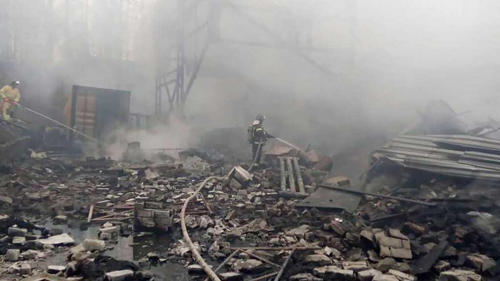 Russia: Several Dead, Injured in Explosion at Gunpowder Facility