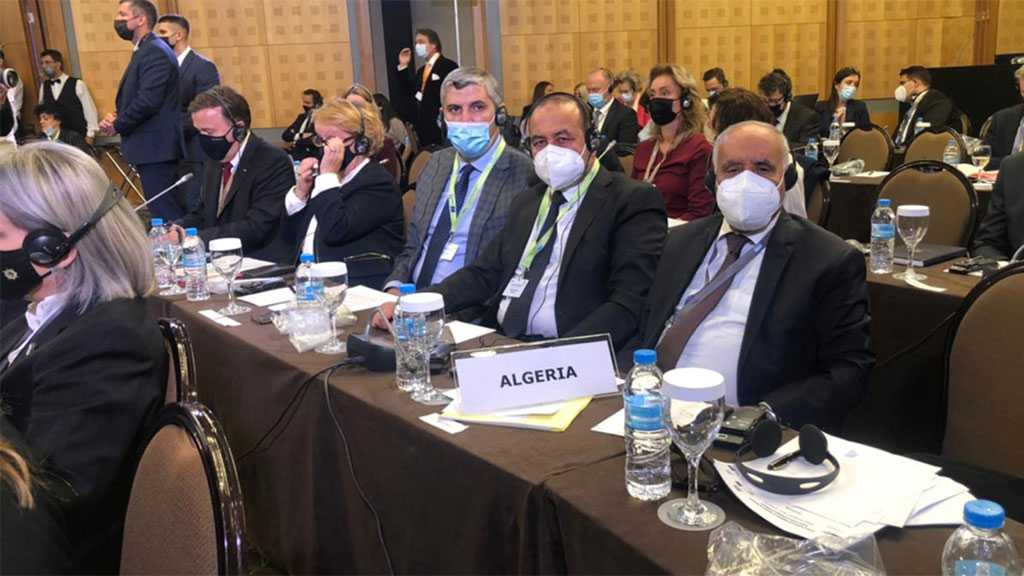 Algerian Delegation Rejects Sitting Behind 'Israelis' at a European Conference in Greece