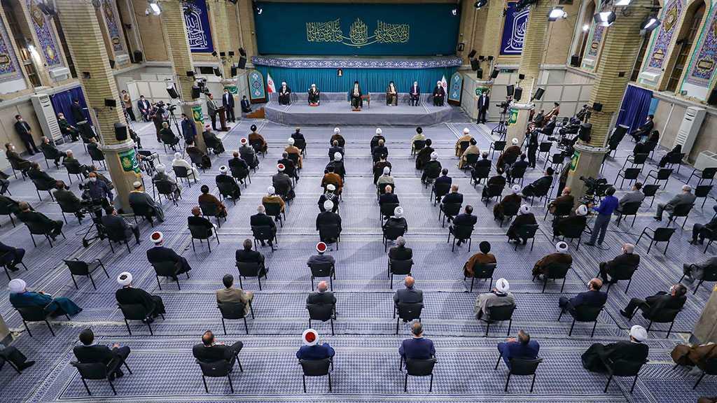 Imam Khamenei: Palestine Index of Muslim Unity