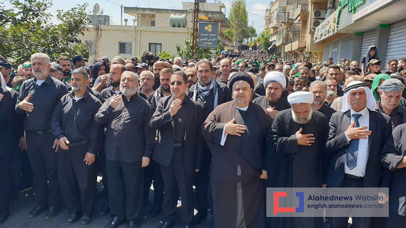 Machgharah: The Town of Resistance and Martyrs Commemorates Imam Hussein's Martyrdom