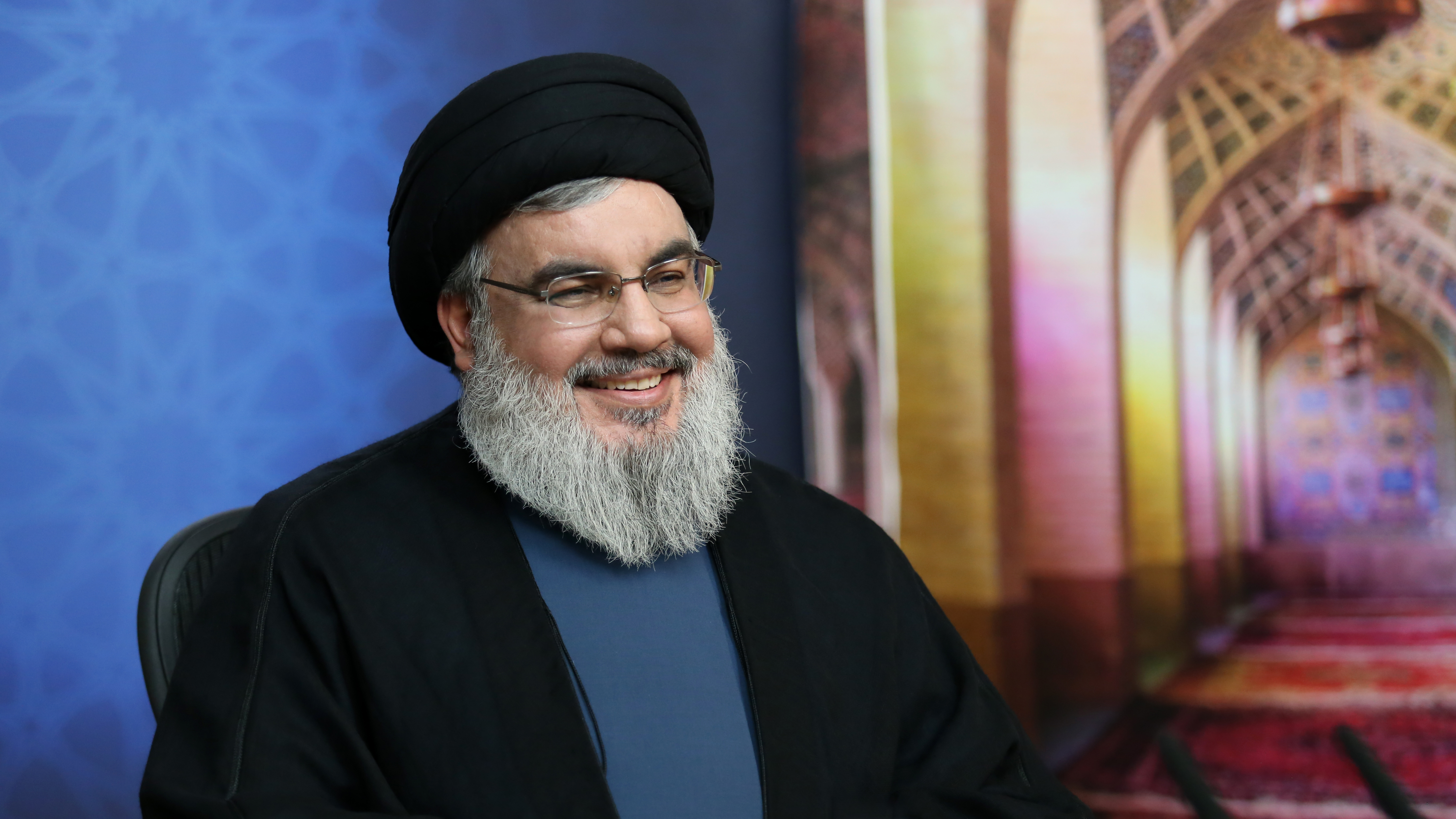 Sayyed Nasrallah said he has received many letters from Muslim Doctors and other medical staff who said what the resistance fighters have said [during the July 2006 war], and he responds to them by saying