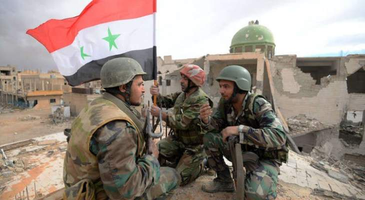 Syrian flag raised over several governmental institutions in Hasakah and Qamishli
