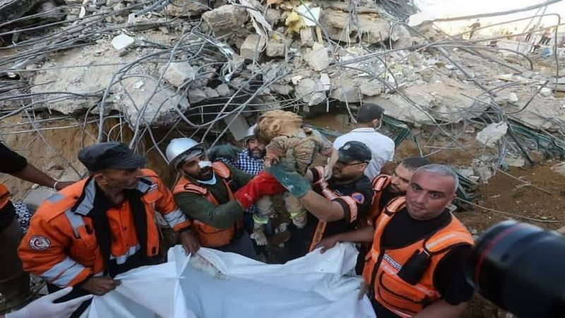 Gaza in Pics: The World Remains Silent