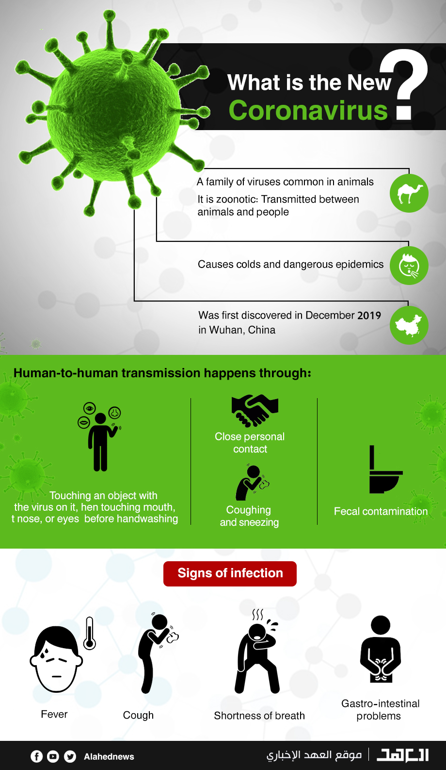 What is the New Coronavirus?