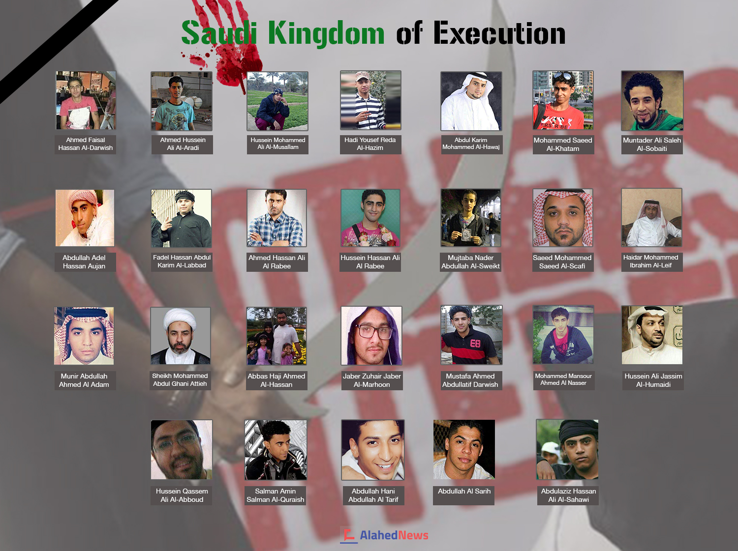 Martyrs of Dignity: Saudis Beheaded for Demanding Respectful Life