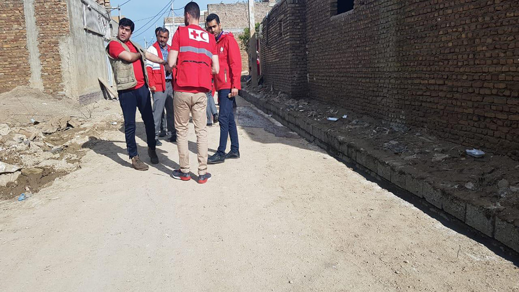 From Lebanon with Love: Hand in Hand to Rescue and Relief