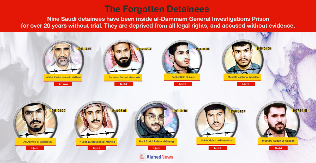 The Forgotten Detainees